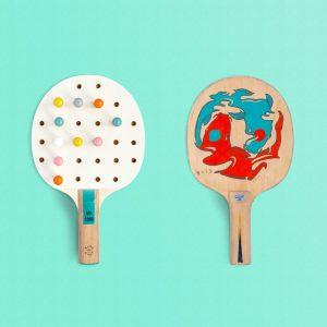 Art paddle